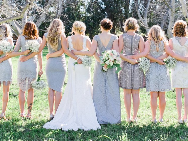 People are shaming a bride for asking one of her bridesmaids to wear a wig because they have a shaved head