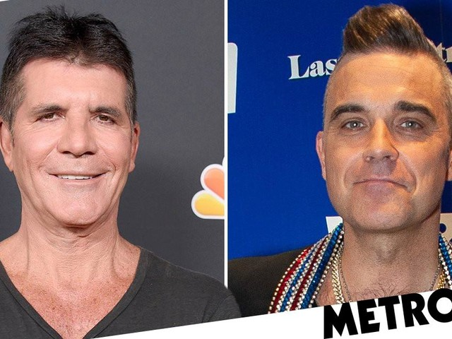 Robbie Williams to follow in the footsteps of TV mogul Simon Cowell with 'five new shows in the works'