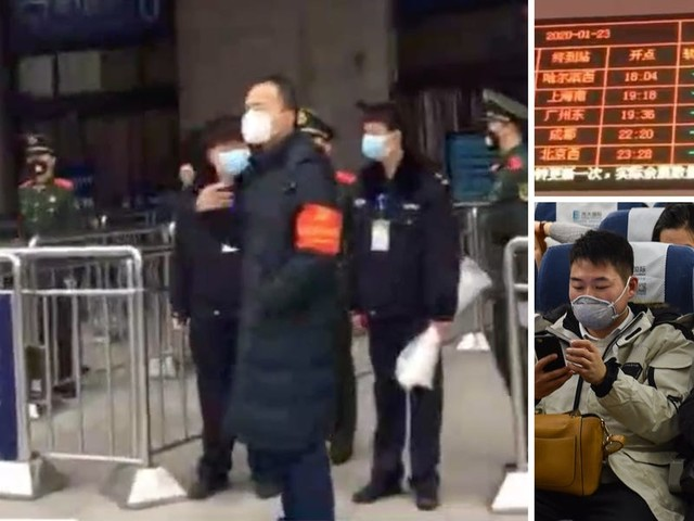 Wuhan, China, is cut off from the outside world in an unprecedented quarantine after a deadly virus killed 17 and infected 571