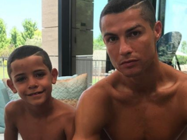 Cristiano Ronaldo Confirms He Has Welcomed Twin Boys In Facebook Statement
