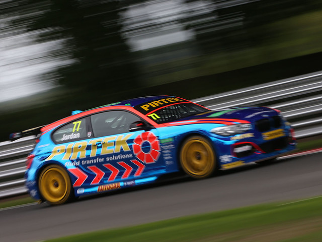 Jordan, Sutton, Shedden share BTCC wins at Oulton Park
