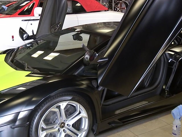 THAT'S A WRAP! Local auto shop gives your car one-of-a-kind exotic look