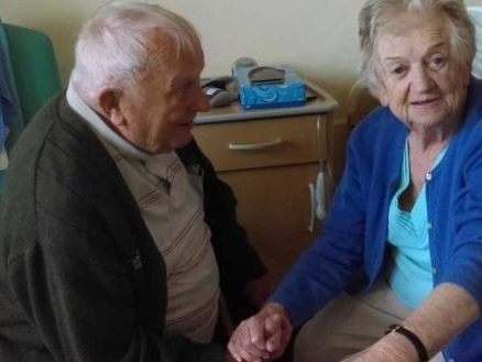 Harris 'very concerned' over HSE's separation of elderly couple