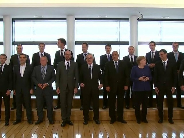 EU leaders call for joint solutions to migrant crisis
