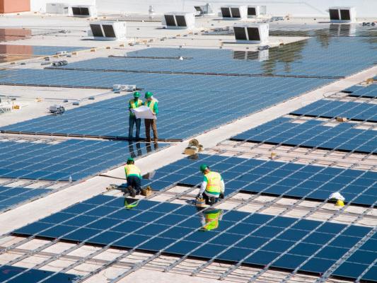 Walmart sues Tesla for negligence after multiple solar panel fires
