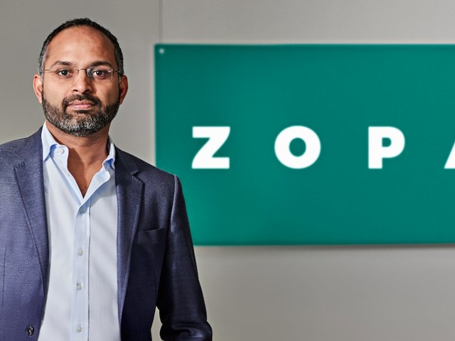 Zopa is 'pretty close to finishing' building its new bank