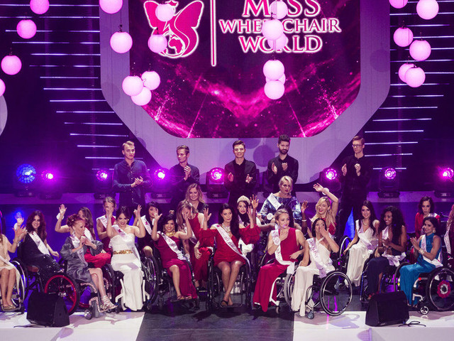 Miss Wheelchair World 2017 – The Journey
