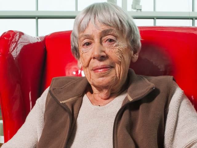 Ursula K. Le Guin, Fantasy and Science-Fiction Pioneer, Dead at 88