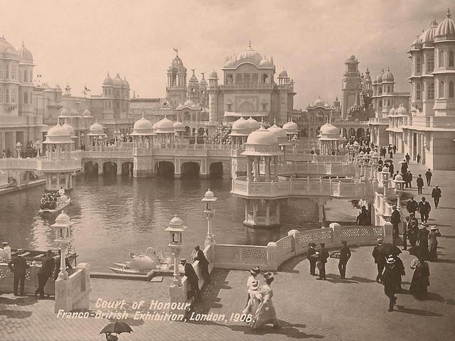 Edwardian Postcards Of London