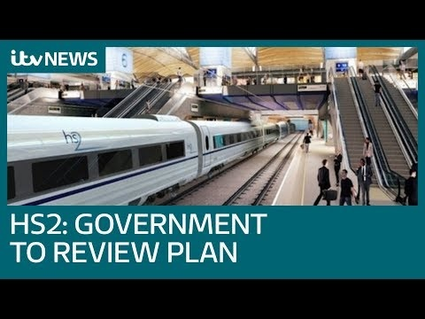 British Government Studying Cost Of Proposed High-Speed Rail Project