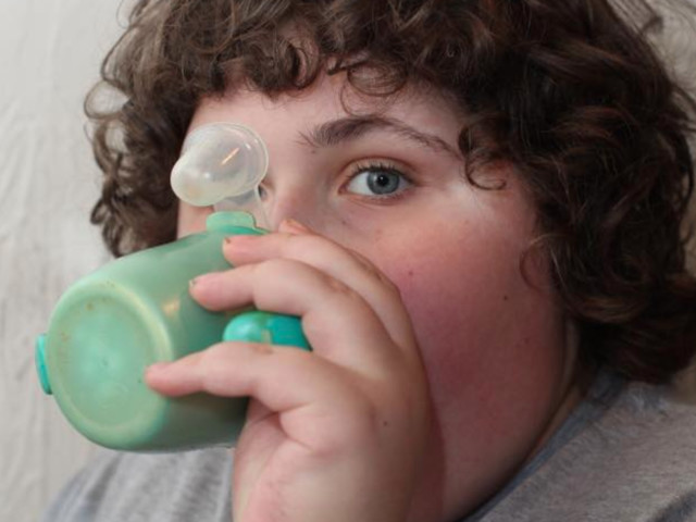 Little Blue Cup: Dad Who Searched For Tommee Tippee Cup For Son With Autism Starts Global Kindness Project