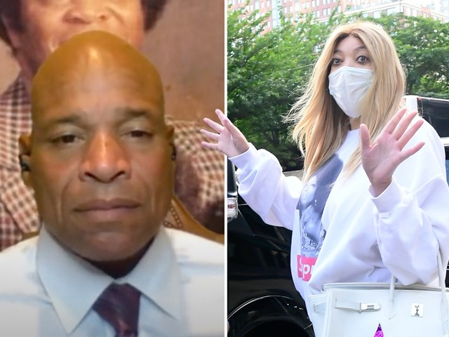 Wendy Williams' brother gives heartbreaking update on host after she's rushed to the hospital for 'psychiatric issues'