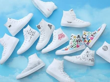 Top 40 Shoes Trends in July - From Custom Wedding Sneaker Services to Subcutlure-Merging Boots (TrendHunter.com)