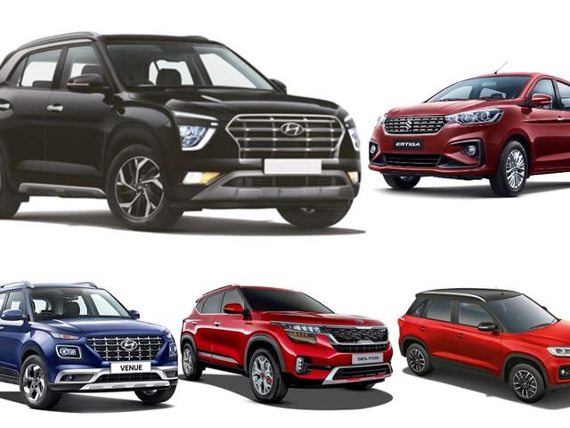 Top 5 bestselling utility vehicles in FY2021