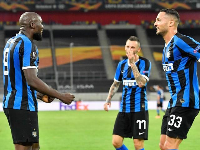 Inter Milan 2-1 Bayer Leverkusen: Antonio Conte reaches Europa League semi-finals
