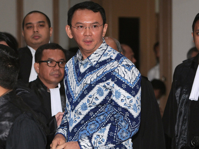 Christian Governor In Indonesia Is Jailed For Blasphemy Against Islam
