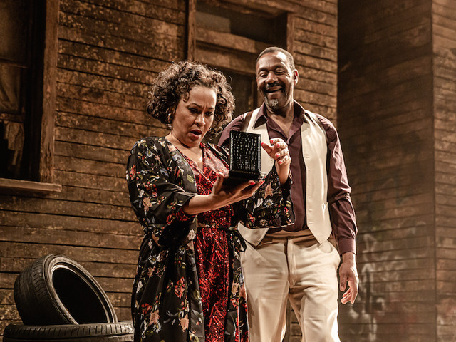 August Wilson's King Hedley II Overstrains For Mythic Significance