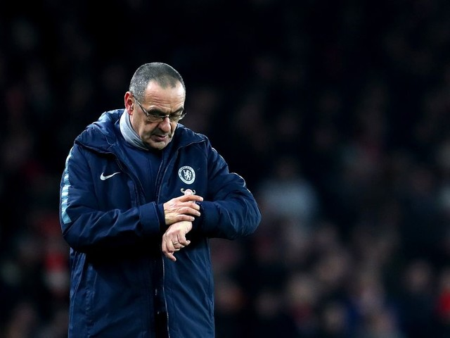 Sarrismo tipping point: Chelsea coach lays into players in post-match press conference