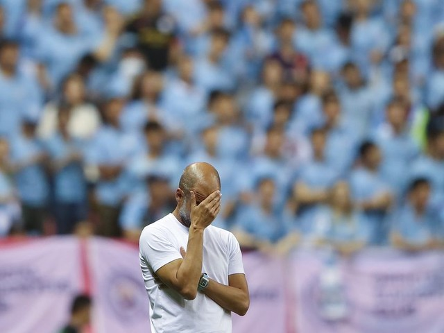 Man City might leave themselves exposed with transfer strategy