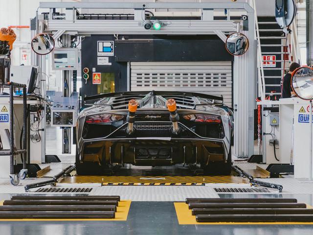 Bigger cars, bigger factory: How Lamborghini is changing