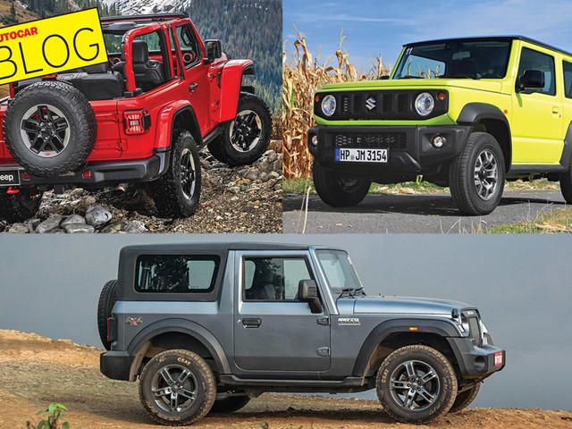 Blog: SUVs Get Real