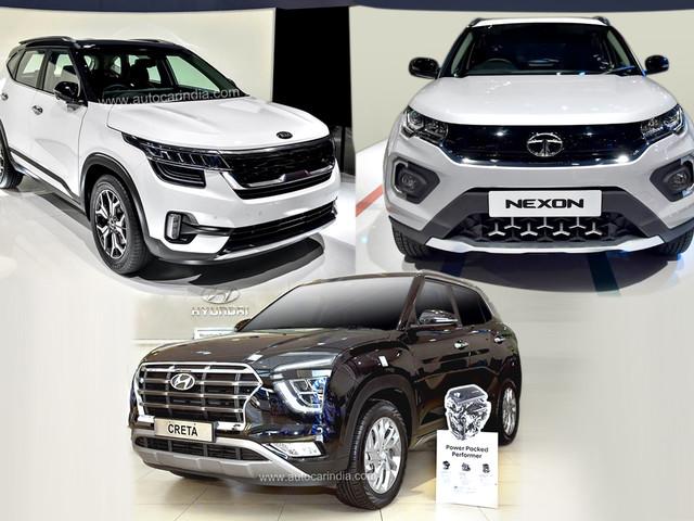 Kia, Hyundai, Tata gain utility vehicle market share in FY2021