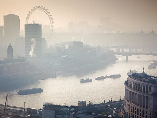 Online map will reveal London's most polluted streets