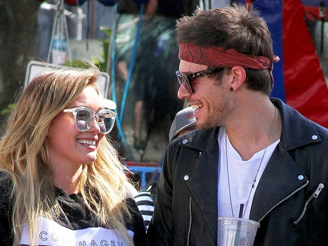 Hilary Duff and Ex Matthew Koma Step Out After Reconciliation Rumors