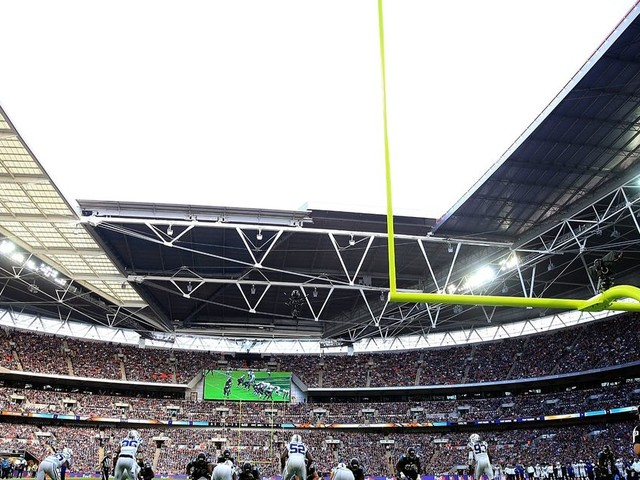 How you can watch the Wembley NFL clash between the Baltimore Ravens and Jacksonville Jaguars for FREE