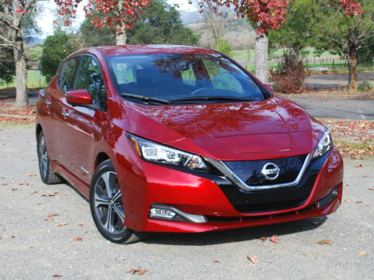 2018 Nissan Leaf SL First Drive Review