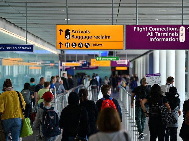 Heathrow strike suspended as staff vote on new pay offer