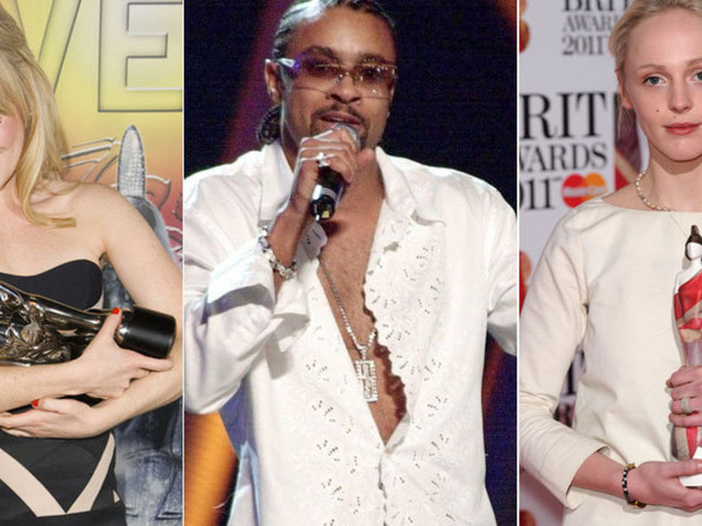 Brit Awards 2019: 14 Most Surprising Winners Ever, Including Shaggy, Mick Hucknall And Finley Quaye