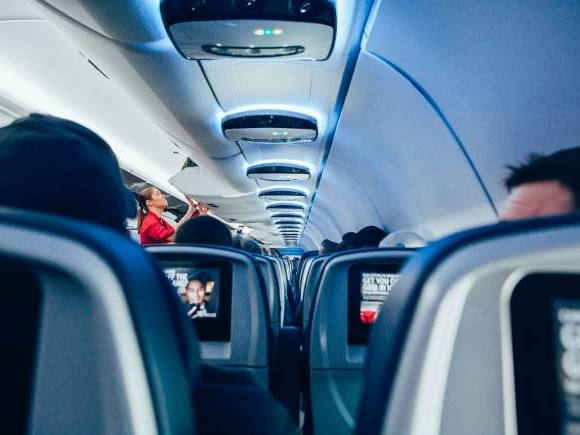 COVID-19: Most viruses, other germs do not spread easily on flights, says CDC