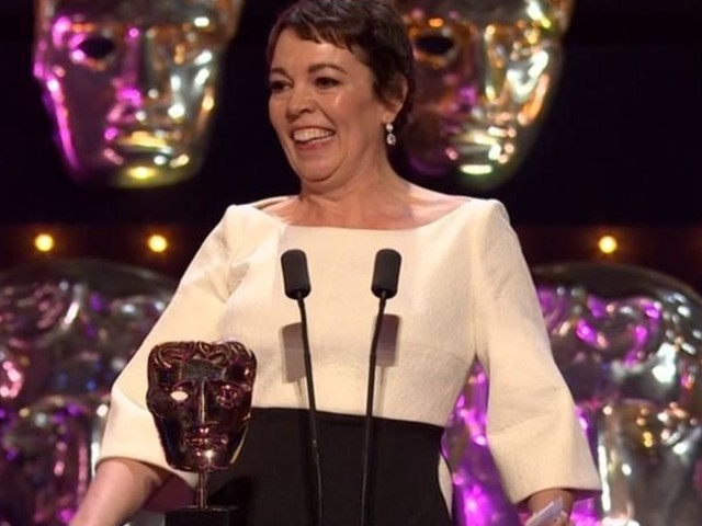 Baftas 2019: Olivia Colman Wins Best Actress And Her Speech Is Just So Olivia Colman