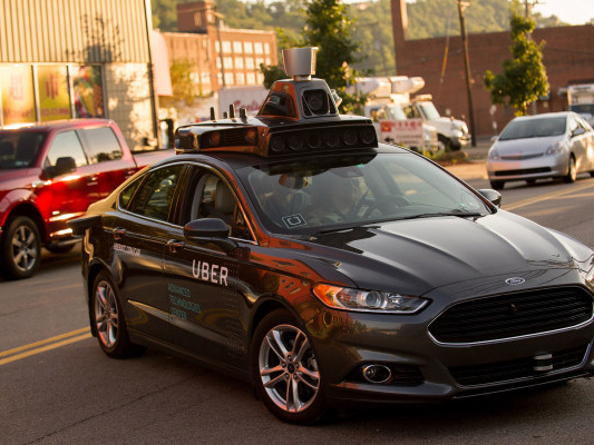 Uber is done testing self-driving cars in Arizona