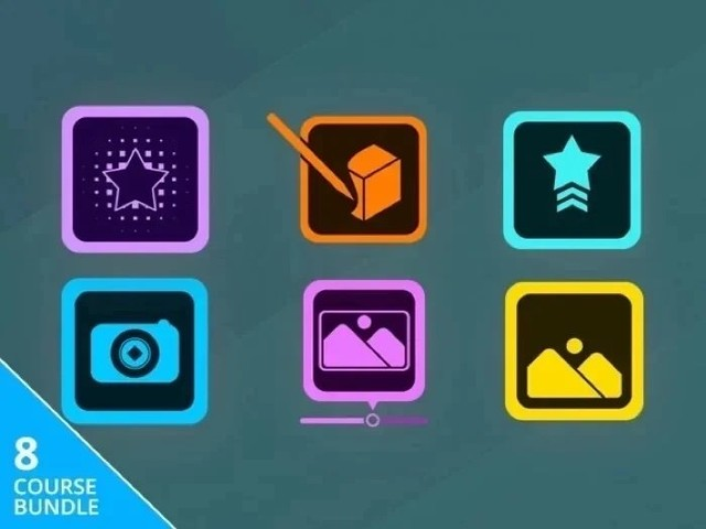 Reminder: Save 97% on the All-in-One Adobe Creative Cloud Suite Certification Course Bundle