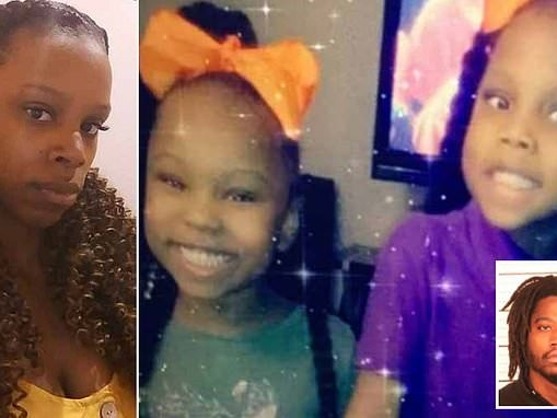 Mother and her two young daughters, aged four and five, are found dead in a Milwaukee garage