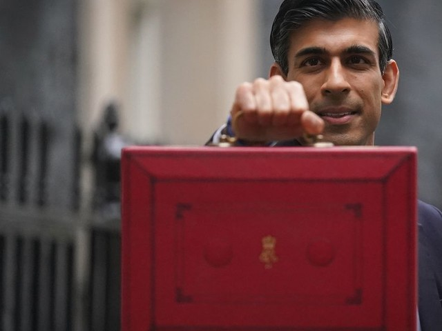 Budget 2021: The 9 Key Announcements From Rishi Sunak