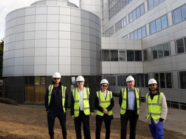 Jai Paul purchases former BBC nightclub for The Paul Institute