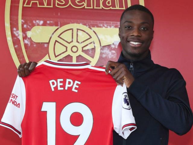 Premier League transfer news: Pepe, Sane, Dybala, Kamano, Alderweireld, Tierney