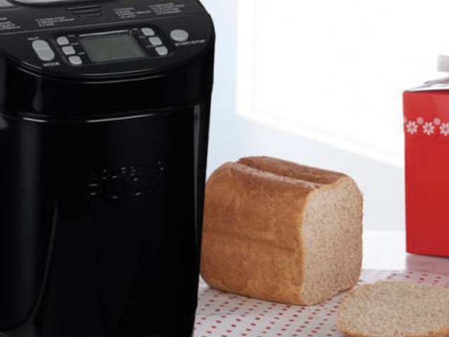 Feel like baking some love? This 14-function bread maker is on sale for over 40% off
