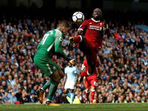 Mane off as five-star Man City crush Liverpool