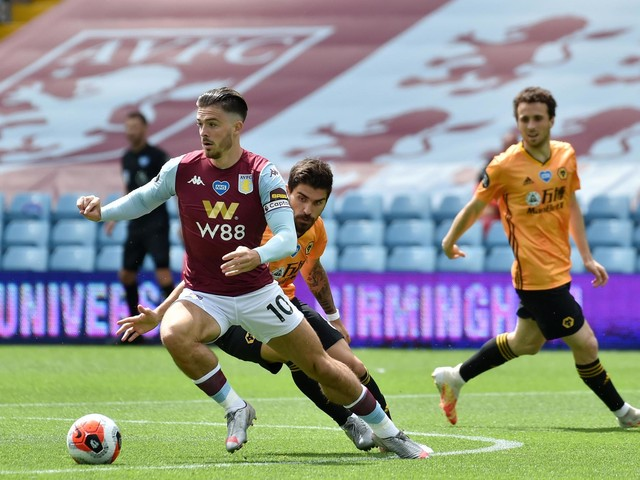 Jack Grealish's agent addresses Man United transfer rumours and insists no deal has been agreed