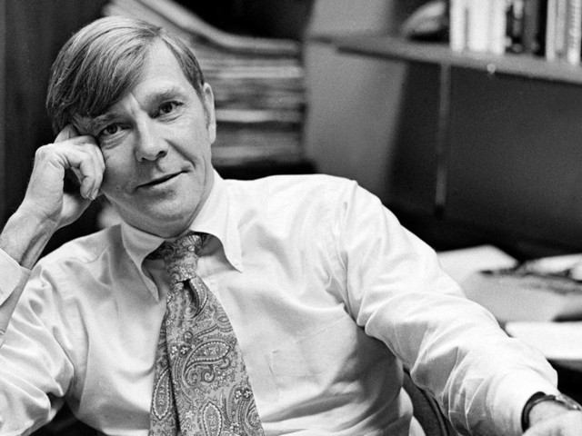 Russell Baker, Times Columnist and Celebrated Humorist, Dies at 93 - New York Times