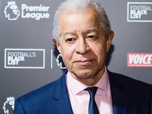 Kick It Out chairman Lord Herman Ouseley steps down after 25 years as he reveals getting hate mail