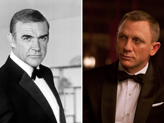 Daniel Craig Pays Tribute to Sean Connery: 'One of the True Greats of Cinema'