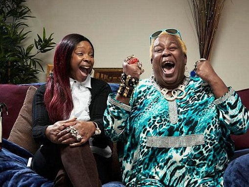 Gogglebox star Sandra Martin on the joys of getting rich
