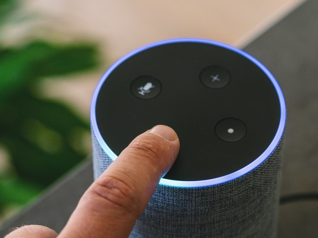 Amazon is reportedly working on a new gadget that would be able to recognize your emotional state using just the sound of your voice (AMZN)