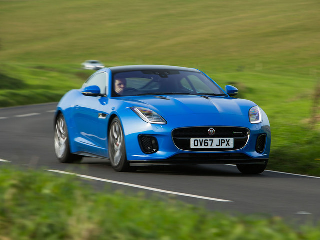New vs used: Jaguar F-Type and Audi R8 head-to-head