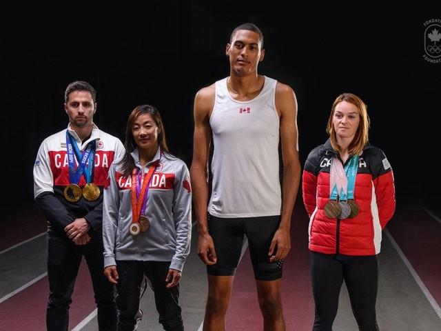 Canadian Olympic Committee launch 5to8 fundraising drive